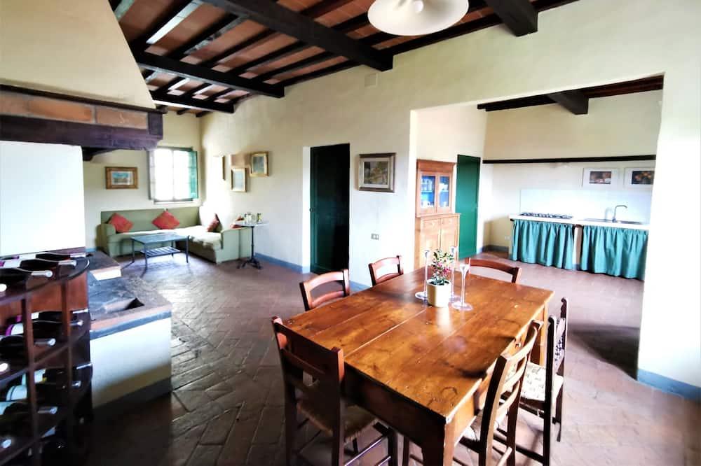 Classic-lejlighed - 3 soveværelser (Cascinale) - Stue