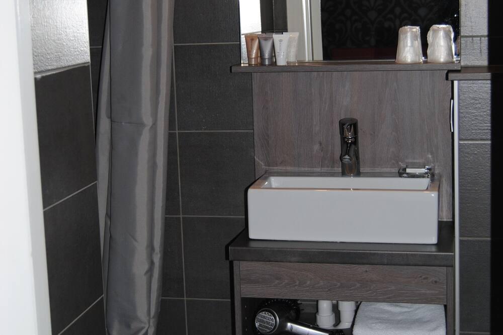 Standartinio tipo dvivietis kambarys (1 asmeniui) - Vonios kambarys