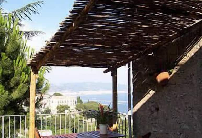 Il Melograno in Costa d'Amalfi, Vietri sul Mare, Terrasse/Patio