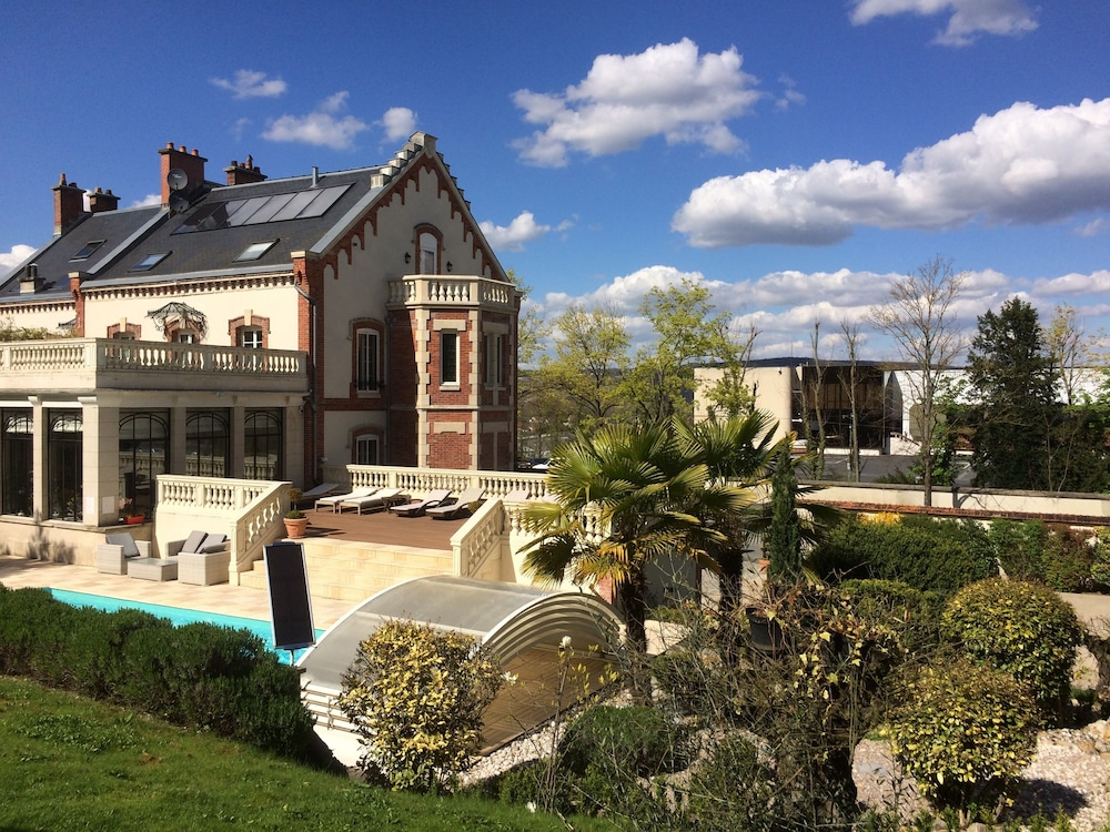 La Villa Eugène, Epernay