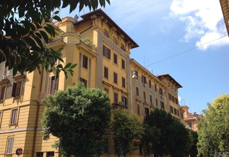 B&B Laocoonte, Rom, Hotellets facade