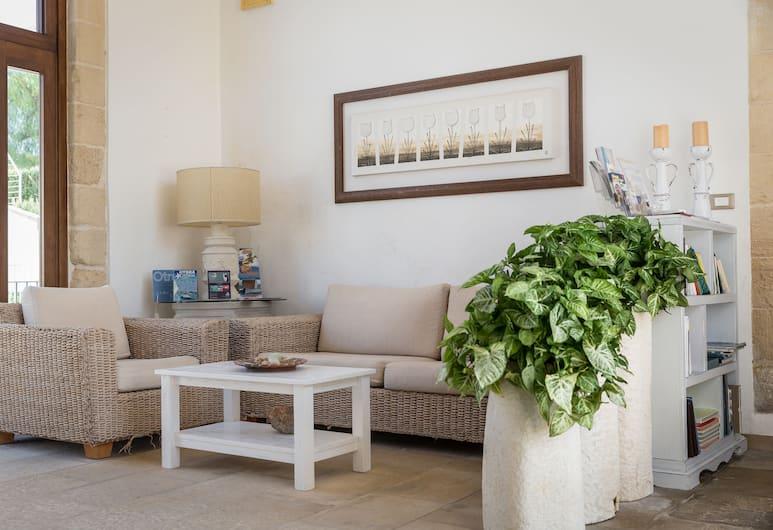 Hotel Masseria Bandino, Otranto, Lobby