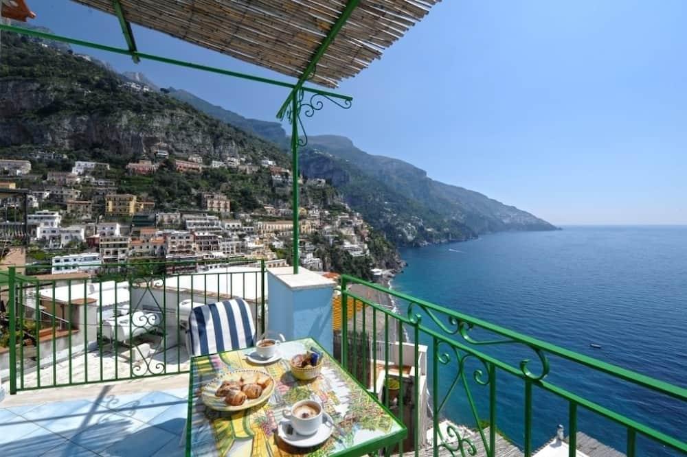 Superior Double Room, Sea View - Balcony