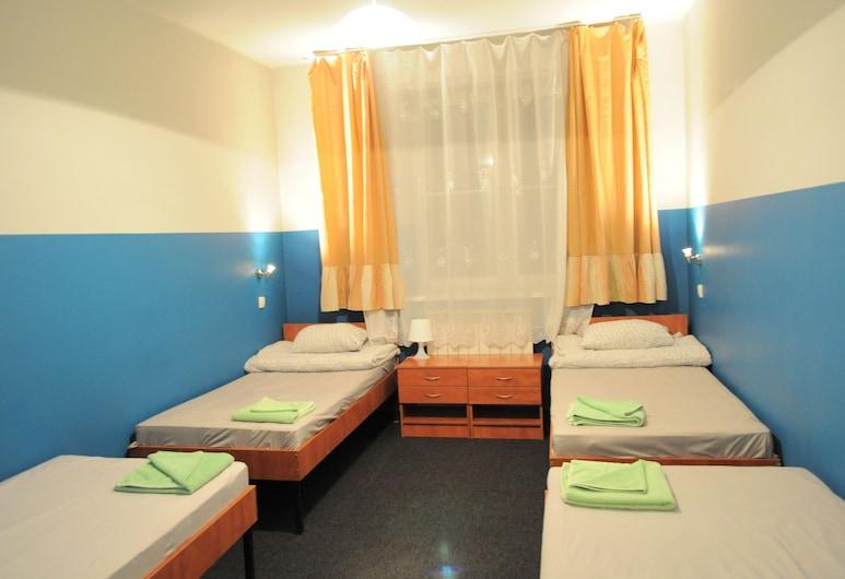 Freedom Hostel, Kraków, Pokój dla 4 osób, Pokój
