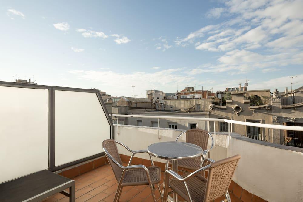 Lägenhet Standard - terrass - Balkong