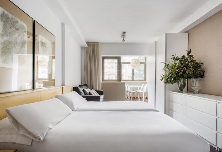 Aramunt Apartments, Barcelona, Lägenhet Superior, Rum