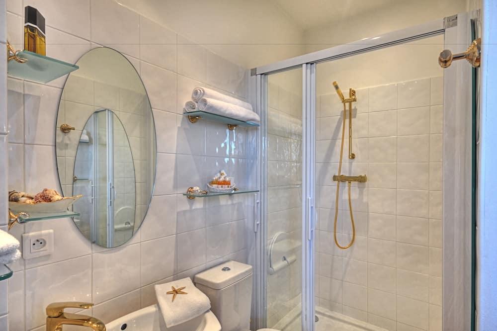 雙人房, 露台, 海景 (Le Levant) - 浴室
