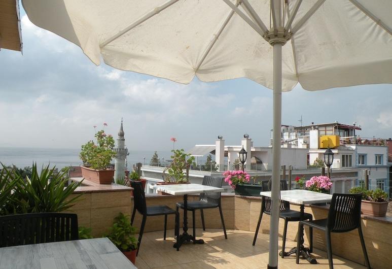Agora Boutique Hotel & Bistro, Istanbul, Frokostområde
