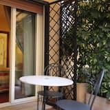 Двухместный номер «Делюкс» с 1 двуспальной кроватью (Via Lorenzo il Magnifico 158) - Терраса/ патио