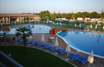 Fotografia do Hotel Bella Italia em Peschiera del Garda