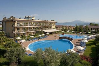 ペスキエーラ デル ガルダ、ホテル ベッラ イタリアの写真