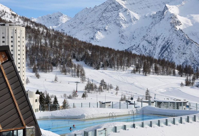 Shackleton Mountain Resort, Sestriere, Piscina al aire libre