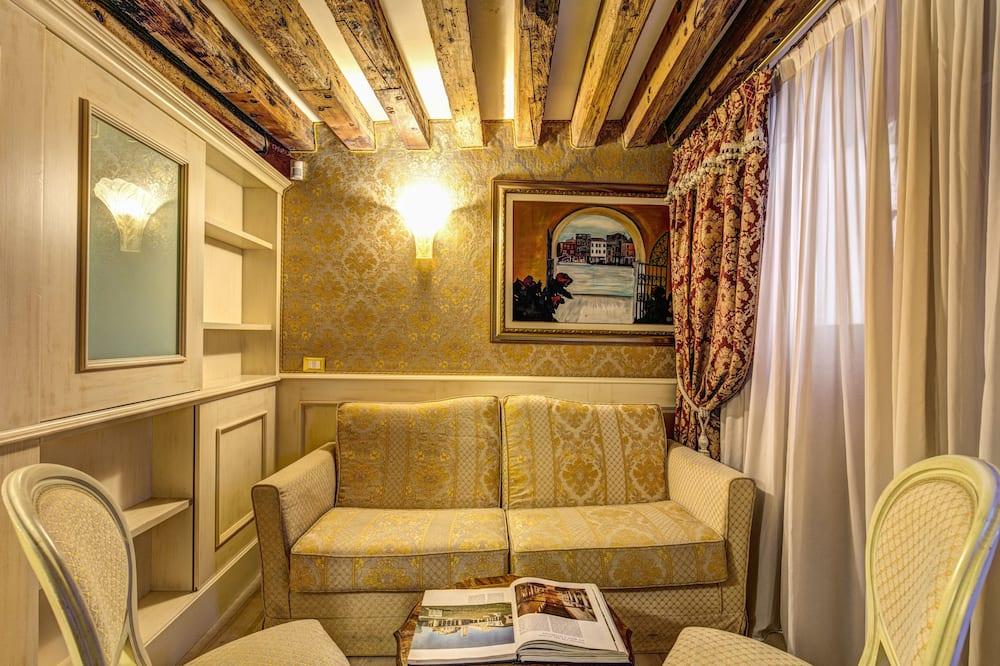 Apartament rodzinny, 1 sypialnia, aneks (200 mt from original address) - Powierzchnia mieszkalna