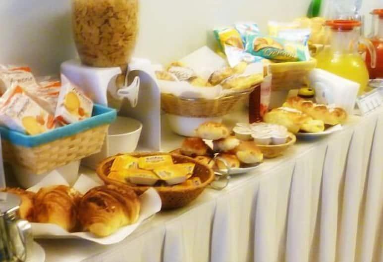 泰拉米亞食宿酒店, 那不勒斯, 早餐區