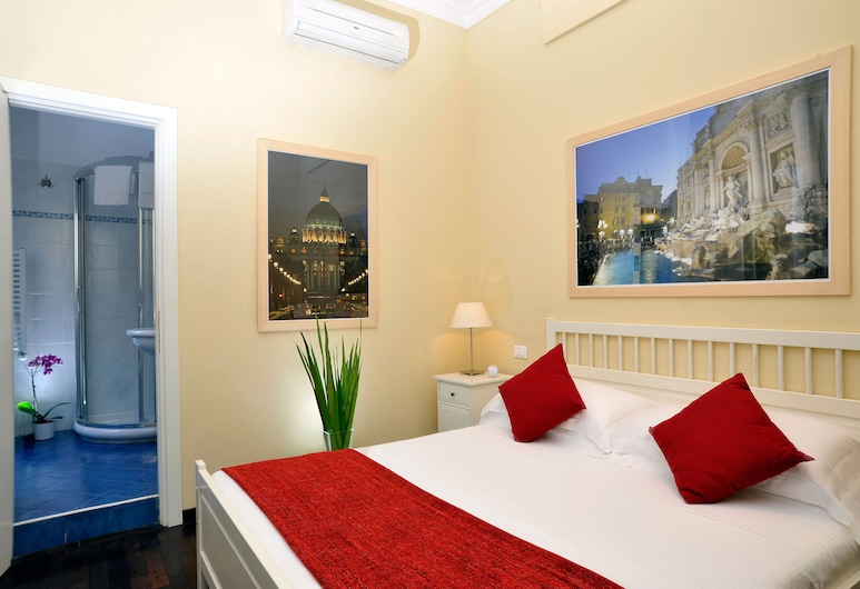Best Sistine B&B, Rome, Standard Double Room, Guest Room