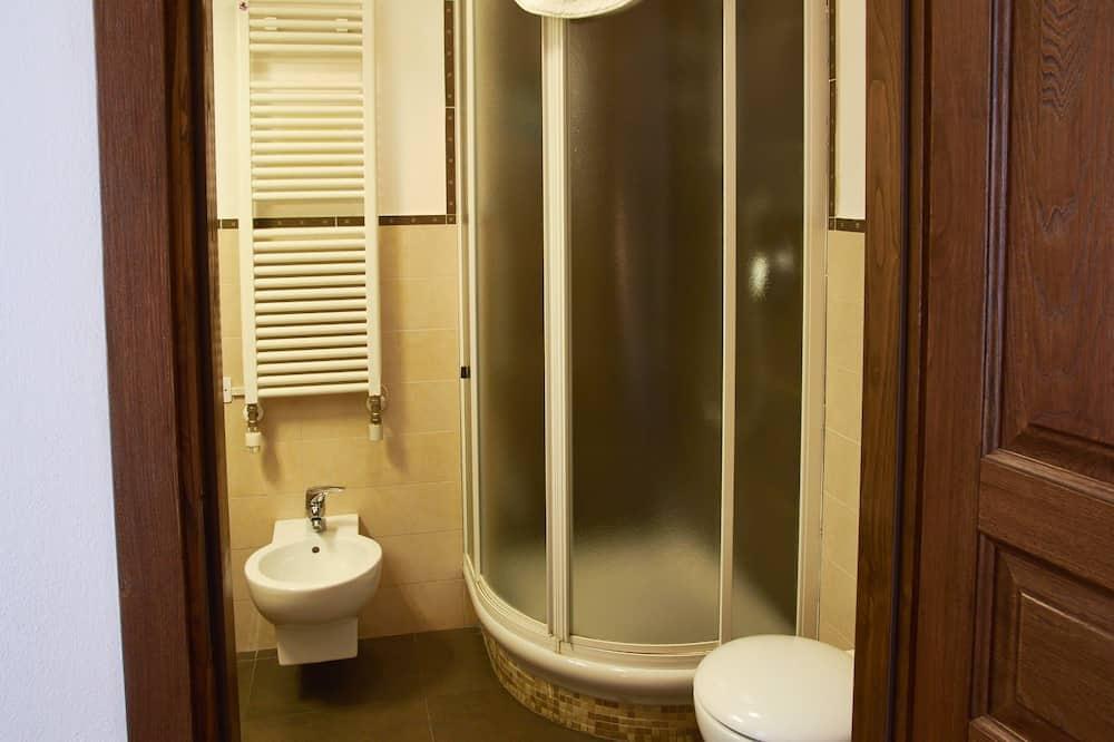 Pokój dla 1 osoby - Łazienka