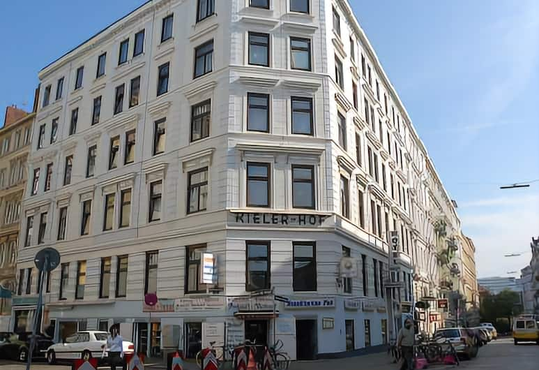 Hotel-Pension Kieler Hof, Hamburgas
