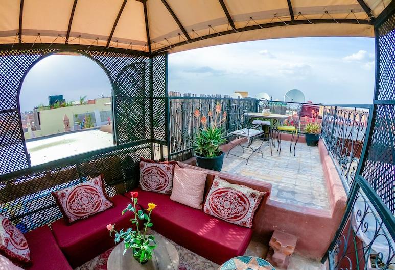 Riad Bibtia, Marrakesch, Terrasse/Patio