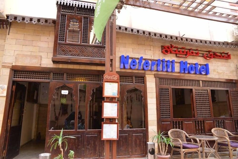 Nefertiti, Luxor