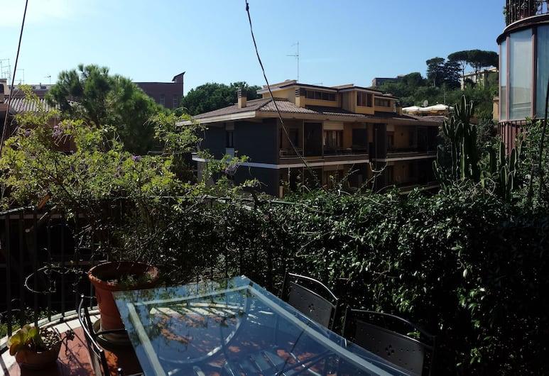 Emi's Guest House, Rome, Terrace/Patio