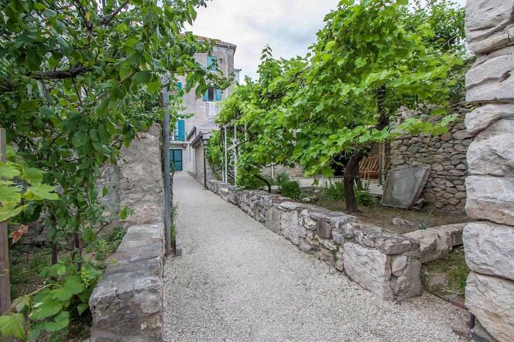 Rekreačná chata, 1 spálňa (for 3 people) - Terasa