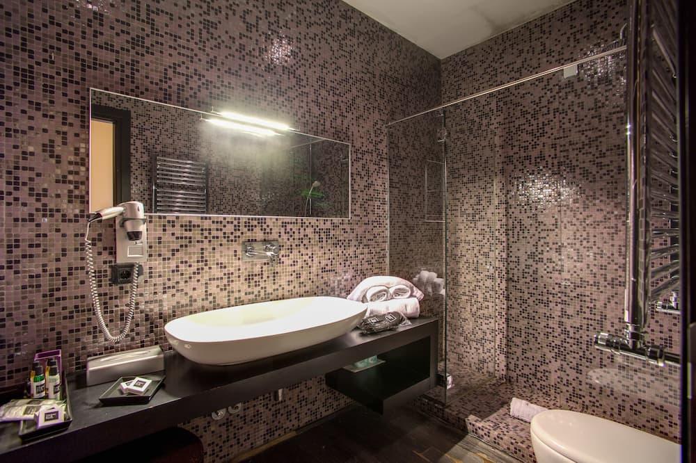 スーペリア ダブルルーム - バスルーム