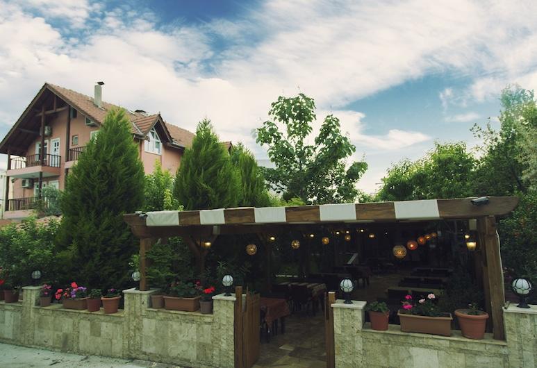 Venus Hotel, Pamukkale, Mặt tiền khách sạn