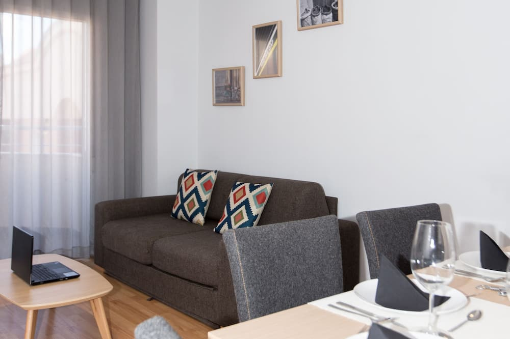 One Bedroom Apartment for 3 people - Nappali
