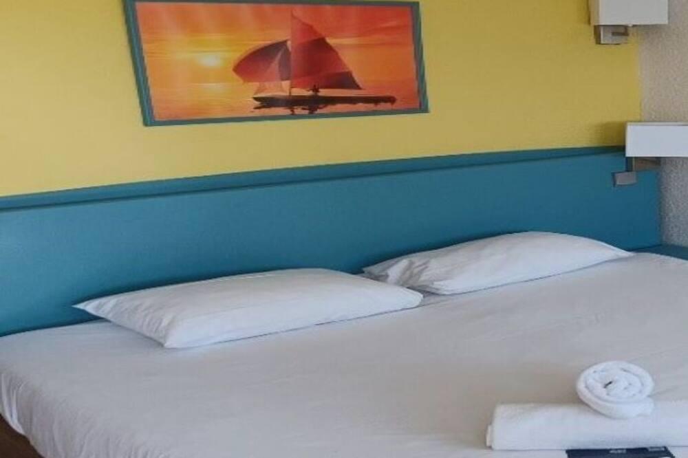 Tek Büyük Yataklı Oda - Çocuk Temalı Oda