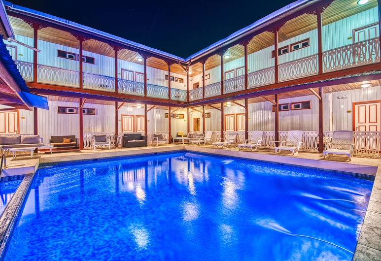 Swan's Cay, Bocas del Toro, Açık Yüzme Havuzu