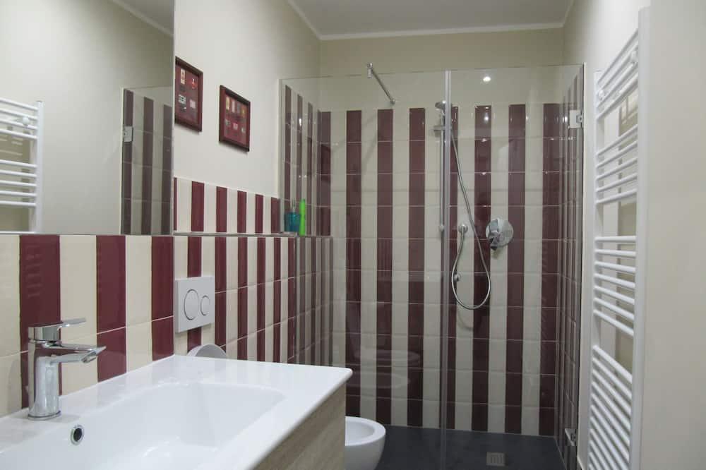 Vienvietīgs numurs, koplietojuma vannasistaba - Vannasistaba