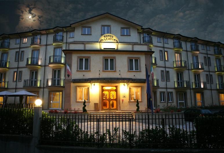 Hotel Valentino, Acqui Terme, Terrace/Patio