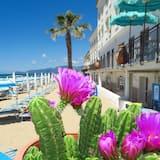 Dvojlôžková izba, výhľad na more (Marina) - Pláž