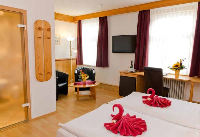 أوتل دي تان, جوسلار, Double Room Early Bird Rate (Advance Purchase of 21 days), غرفة نزلاء