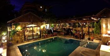 Introduce sus fechas y vea precios de hoteles última hora en Pamukkale