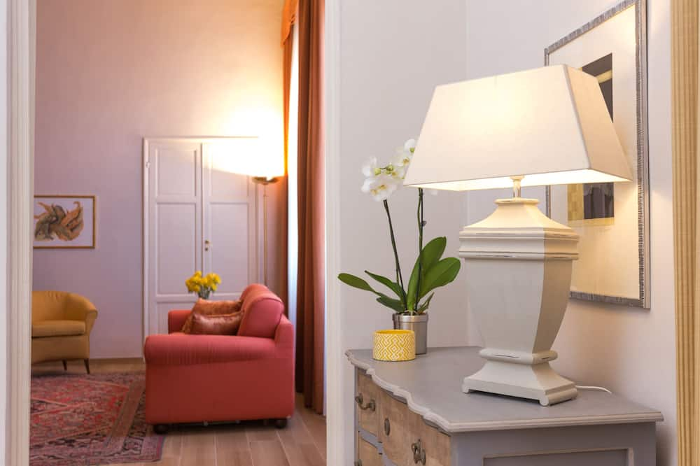 شقة كلاسيكية (3 pax) - الغرفة