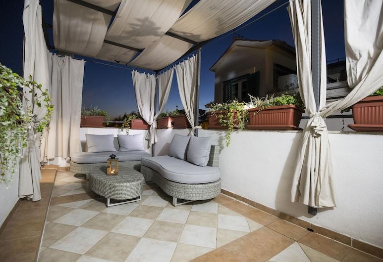 Hotel Pasike, Trogir, Teres/Laman Dalam