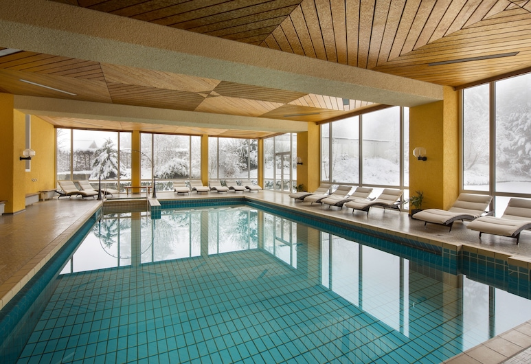 Hotel Saigerhöh, לנזקירך, בריכה מקורה