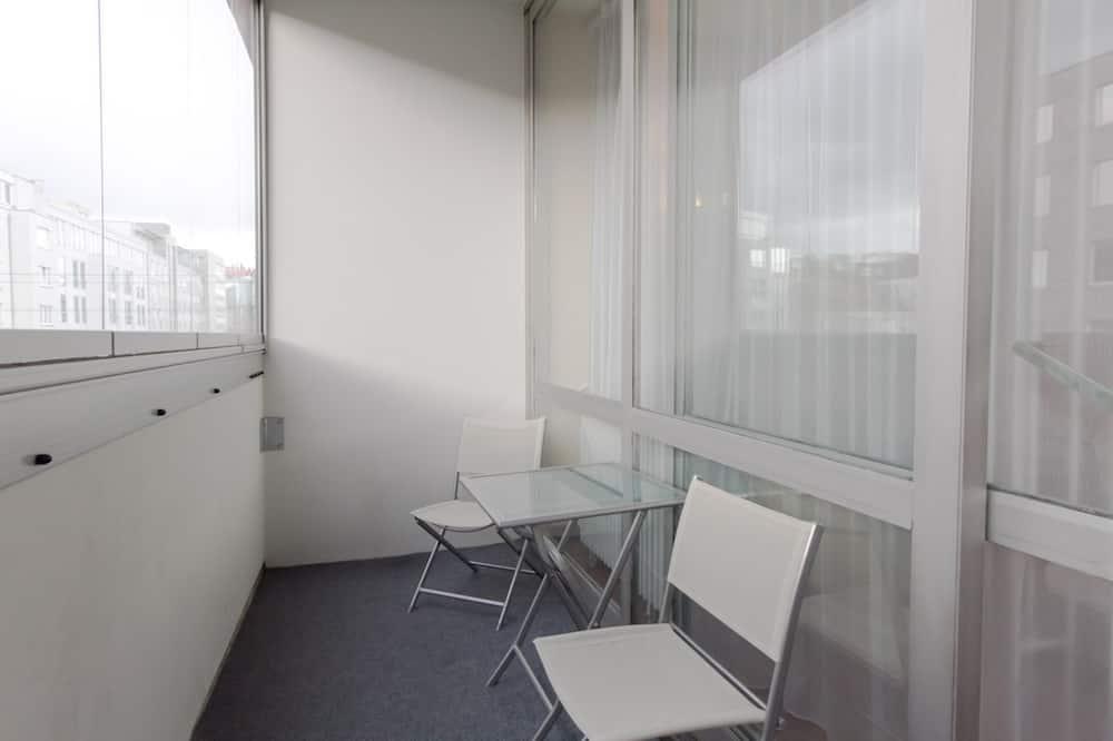 דירה, 3 חדרי שינה (Included € 45 cleaning fee) - מרפסת