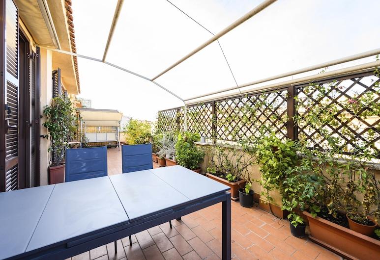 Hotel Relais dei Papi, Rome, Appartement, Terrasse/Patio