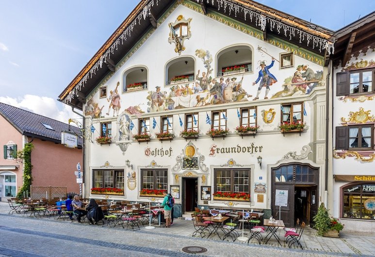 Hotel & Gasthof Fraundorfer, Garmisch-Partenkirchen