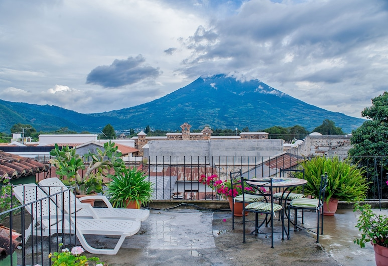 Hotel Casa Rustica, Antigua Guatemala, Terrace/Patio