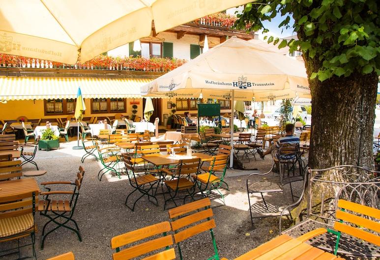 Ruhpoldinger Hof, Ruhpolding, Obiekty restauracyjne na zewnątrz
