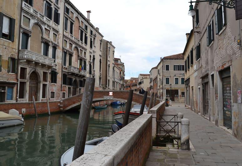 Suite in Venice Ai Carmini, Benátky, Exteriér