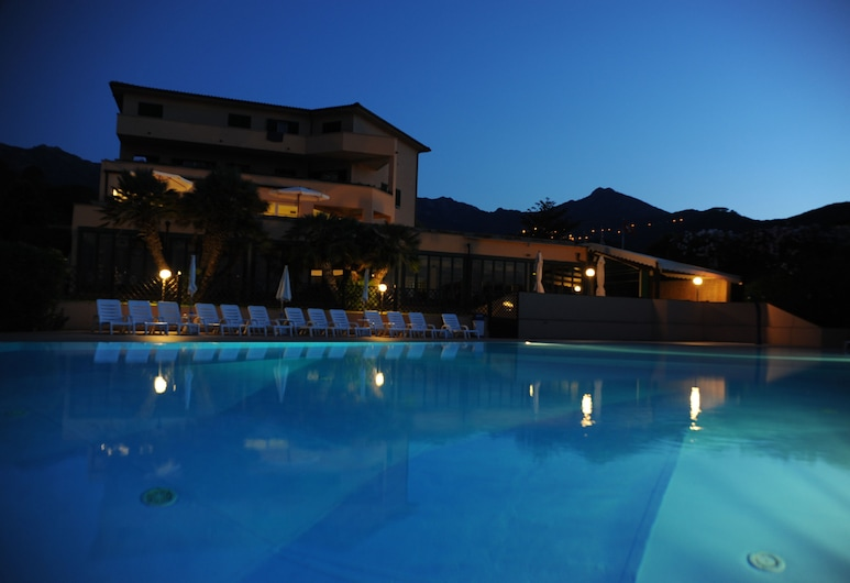 Isola Verde, Marciana Marina, Front of property - evening