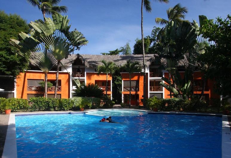 Hotel Residencia del Paseo, Las Terrenas