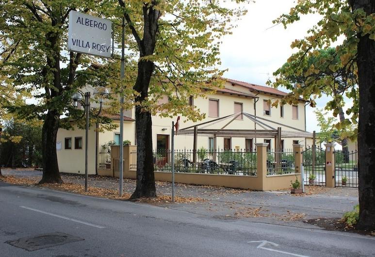 Villa Rosy, Viareggio, Entrada del hotel