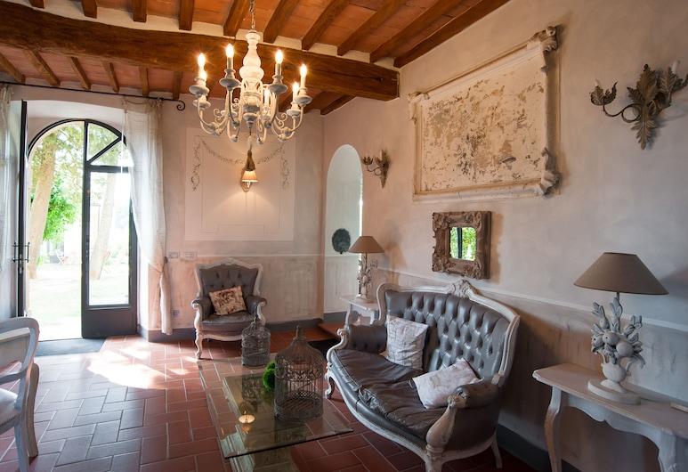 Country House Il Castagnolo, San Gimignano, Vnútorné priestory hotela