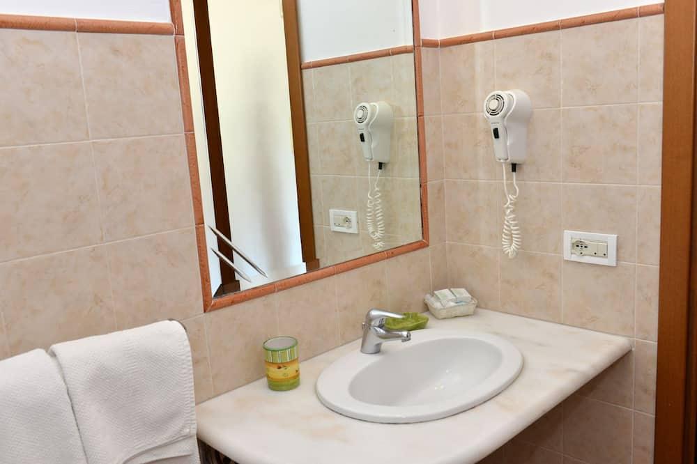 Двомісний номер - Ванна кімната