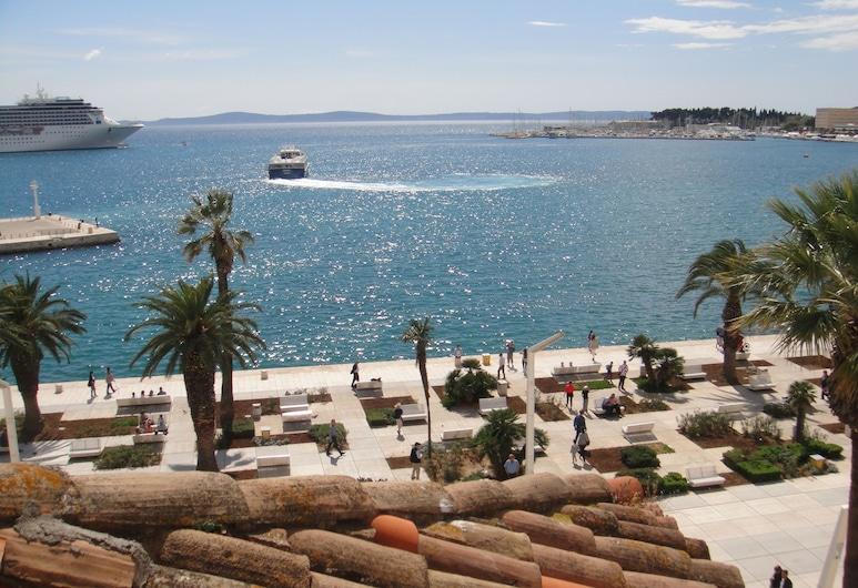 Kastel 1700 Boutique Hotel, Split, Duplex Suite, Sea View, Pokoj